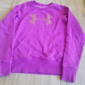 Under Armour crewneck with pockets